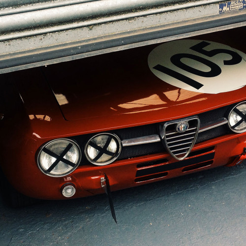 Project No.2 – Alfa Romeo GTAm