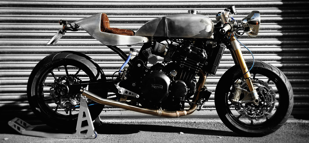Cafe Racer – Project No.4