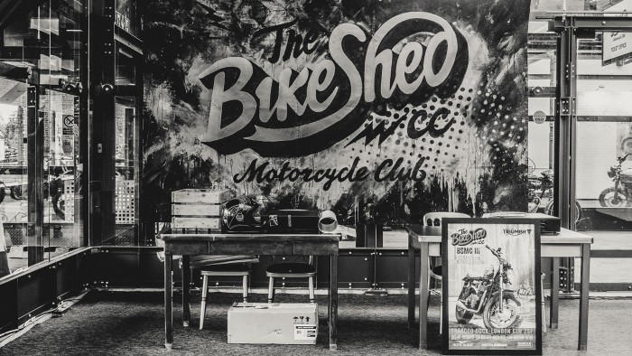 BSMC – The Bike Shed