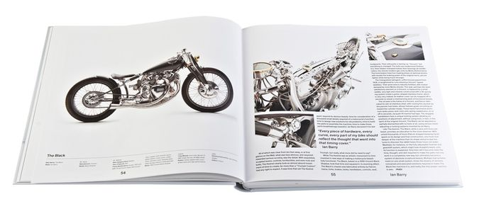 The Ride: New Custom Motorcycles and Their Builders - Book
