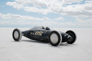 Bonneville Speed Week - Old Crow
