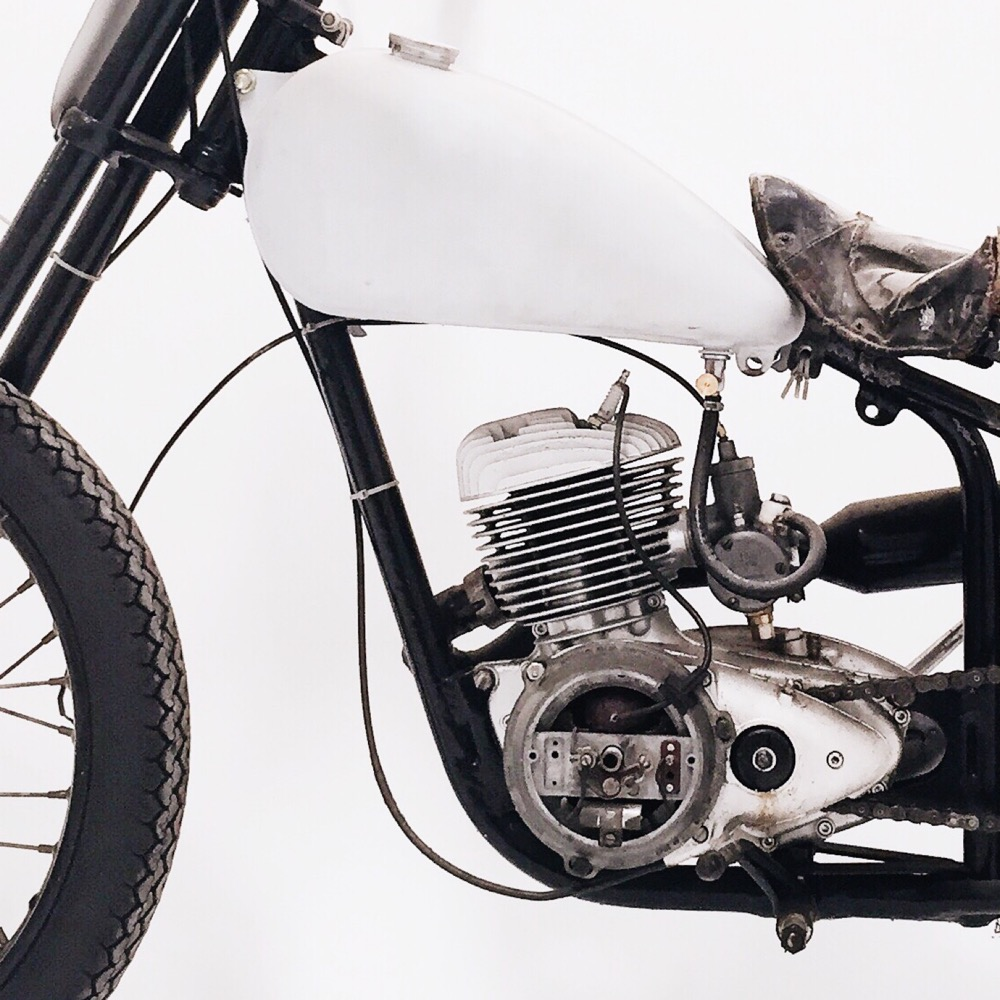 Life & Engines - BSA Bantam 175cc Trials