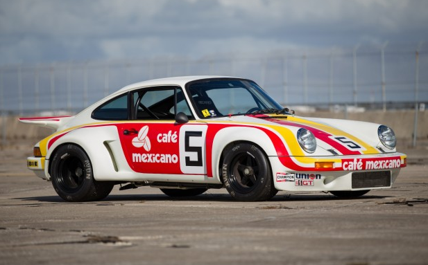 1974 Porsche 911 Carrera 3.0 RSR – SOLD